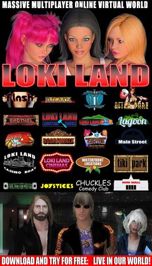 Loki Land