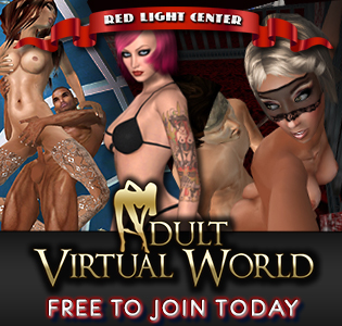 adult virtual world graphic